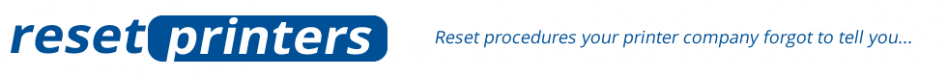 Reset Printers